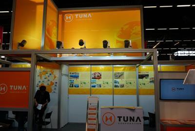 公司參加2013年法國(巴黎)國際環保展
