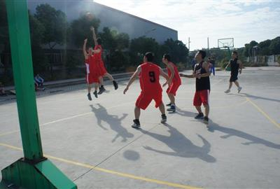2013年度德創籃球賽圓滿落幕