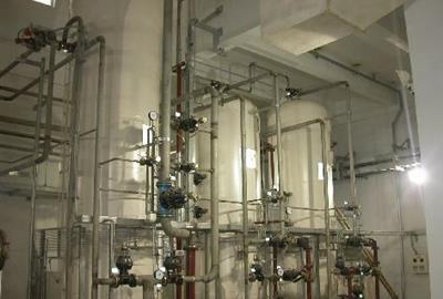 超臨界發電機組凝結水精處理系統分析